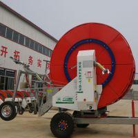 霖丰厂家直销JP75卷盘式喷灌机大型农业排灌机械山东、河北畅销