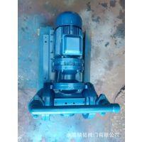 铸铁电动内衬四氟隔膜泵 DBY-25F DBY-32F DBY-40F 电动隔膜泵
