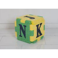 儿童EPP积木乐园配件 字母垫积木 环保无毒无味 易保养长期使用