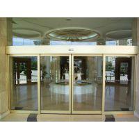 博华门业-铝合金旋转门、弧形门、感应门