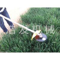 手拉启动小型割草机 园林绿化割草机