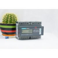 compere 厂家直销 康派KPM33三相导轨式智能电能表