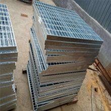 钢格栅选用 钢格栅盖板尺寸 排水沟复合盖板