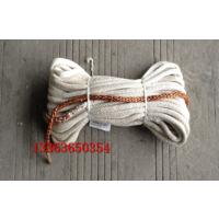 电力绝缘消弧绳、防潮蚕丝消弧绳、带电作业蚕丝千斤绳汇能