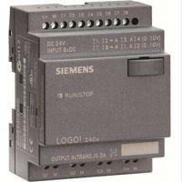 西门子6ED10522CC010BA6主机LOGO! 24CO, 主机,没有集成显示面板,电源/输入