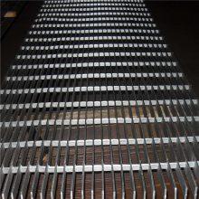 孔洞盖板 钢制盖板 停车场钢格板