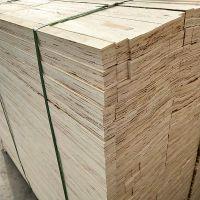 供应出口LVL多层板木方免熏蒸门框龙骨不劈裂不变形恒龙木业