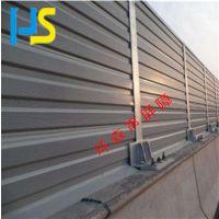 厂家直销微孔状铁路声屏障-优质岩棉小区声屏障