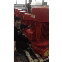 黑龙江厂房 消防管道泵 XBD5.2//10-65D*4消防加压泵 稳压设备
