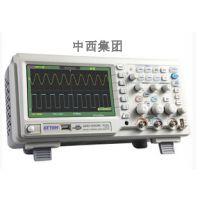 中西(HLL特价)数字示波器 型号:AT03-ADS1102CML+库号:M404635