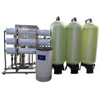 晨兴厂家生产食品工业纯水设备 出水水质达到生产标准