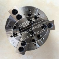 台湾通福三爪液压卡盘TF3B-6