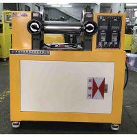 XH-401C东莞锡华实验设备两辊机、硅胶混炼机、开炼机、炼胶机