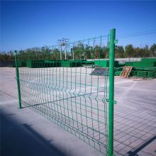 高速公路围栏网 圈地围栏网 框架护栏网