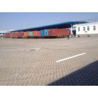 广州私人搬家物品海运到加拿大双清门到门一条龙服务
