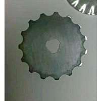 专业生产水果加工不锈钢异形刀片