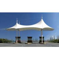镇江膜结构加油站棚定制,南京膜结构多少钱