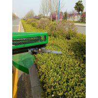 整机质保一年手推式绿篱机 新型园林机械平剪侧剪绿篱机 工作效率好