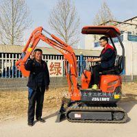 金鼎立JDL18SU微型挖掘机 超小型迷你挖掘机 适合小空间施工