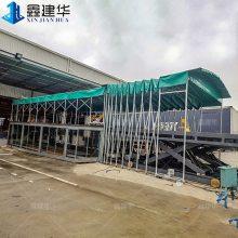 杭州下城区推拉单边流水雨棚 布 大型折叠式活动帐篷工厂直销