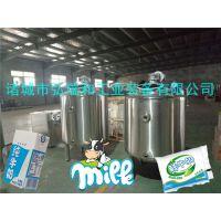 巴氏鲜奶设备|巴氏牛奶加工设备-巴氏奶生产线多少钱