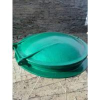 鑫川水利供应优质现货直径200毫米复合材料拍门