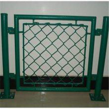 篮球场塑料护栏 体育场防护网 厂区围网