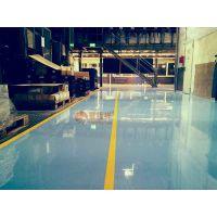防油污玻璃鳞片自流平工程