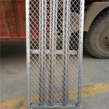 青岛钢板网 4mm钢板网 菱型防护网