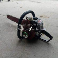 好材质汽油挖树机 多功能冻土挖树切割机 富兴汽油断根挖树机