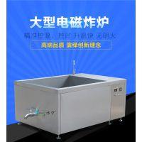 方宁FN-50X大功率电炸炉 商用电炸锅特价