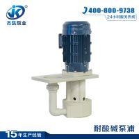干式轴封单极立式泵厂家直销冶金专用FRPP立式泵