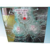 陕西防弹玻璃,西安银行防弹玻璃柜台专用