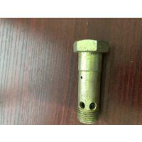 空心铰接螺栓,油管接头配件,汽车配件