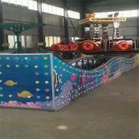 广场景区游乐场新型漂移飞车电动设备成人儿童炫彩可玩弯月飘车