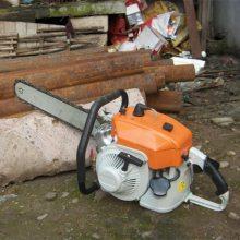 天德立ZGS-500大理石汽油金刚链锯 链条式钢筋混泥土切割锯 石材切割锯