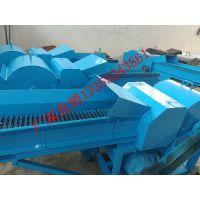 输送带秸秆揉丝机 不用电的揉丝机 柴油机带动揉丝机厂家 山东广龙农牧机械制造速度快效率高