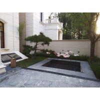 青岛别墅花园庭院景观设计施工 专业施工设计团队