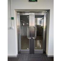 常州双扇防火玻璃门-质量可靠