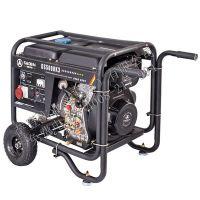 萨登5KW柴油发电机户外专用