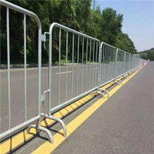道路施工临时围挡 停车场移动安全围网 交通安全防撞栏
