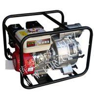 库兹高品质3寸汽油污水泵厂家供应