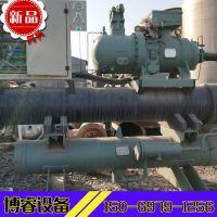 供应汉钟冷水机组一台,型号R090W水冷冷水机组,有需要请速来电