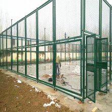经销网球场护栏网报价 (国帆)足球场护栏网