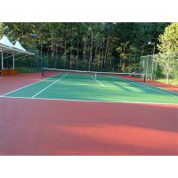 硅pu球场 环保材料 放心使用 安全质量认证