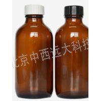 中西(CJ小口棕色玻璃瓶)型号XU91-120ml 库号21317