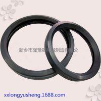厂家批发振动筛橡胶密封圈 耐磨性好橡胶制品 高温U型圈