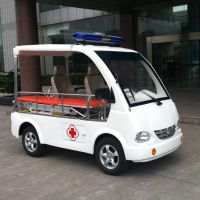 蒂森科技4座电动救护车