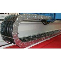 机械油管电缆穿线钢铝拖链军胜生产商