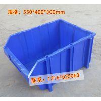 供应格诺P组立特大1号盒 斜口塑料零件盒